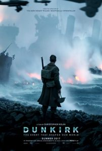 Poster for the movie Dunkirk