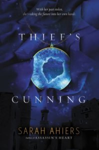 Cover of Thief's Cunning by Sarah Ahiers
