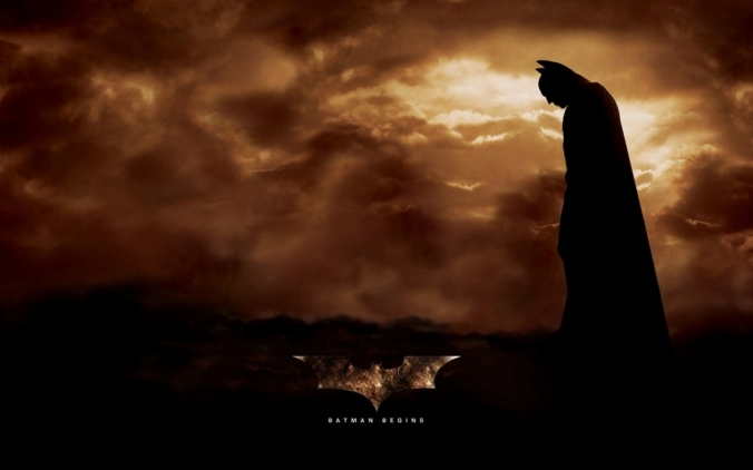 poster for movie Batman Begins