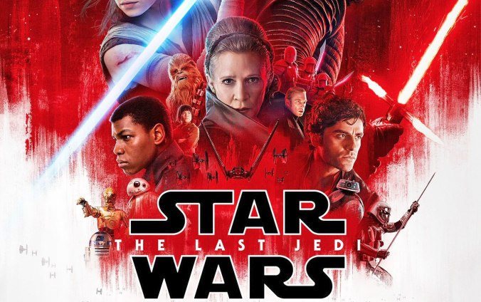 poster from movie Star Wars: The Last Jedi