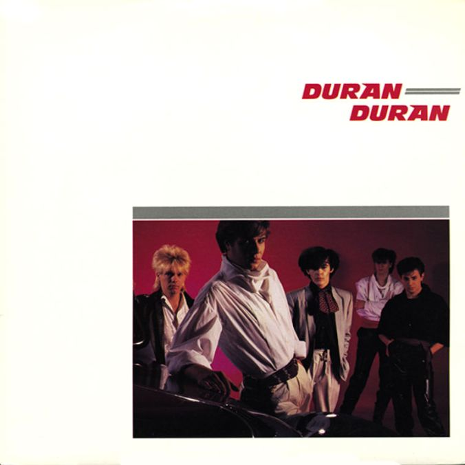 Cover art for Duran Duran album