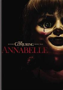 picture of movie cover--doll and title