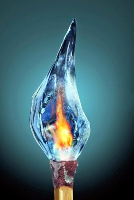 Image result for frozen fire