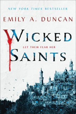 Cover of Wicked Saints novel