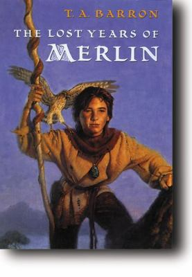 Cover of The Lost Years of Merlin