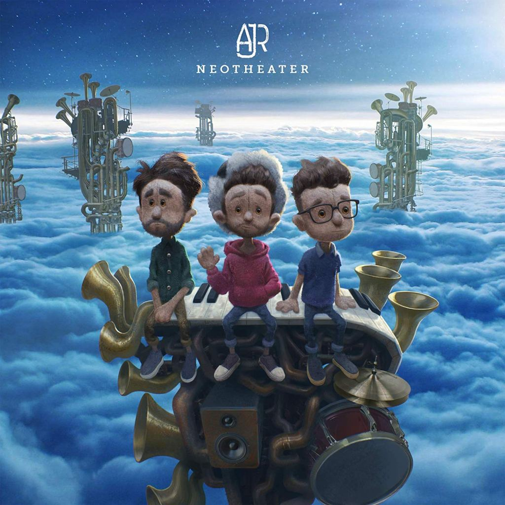 Cover of album Neotheater by AJR