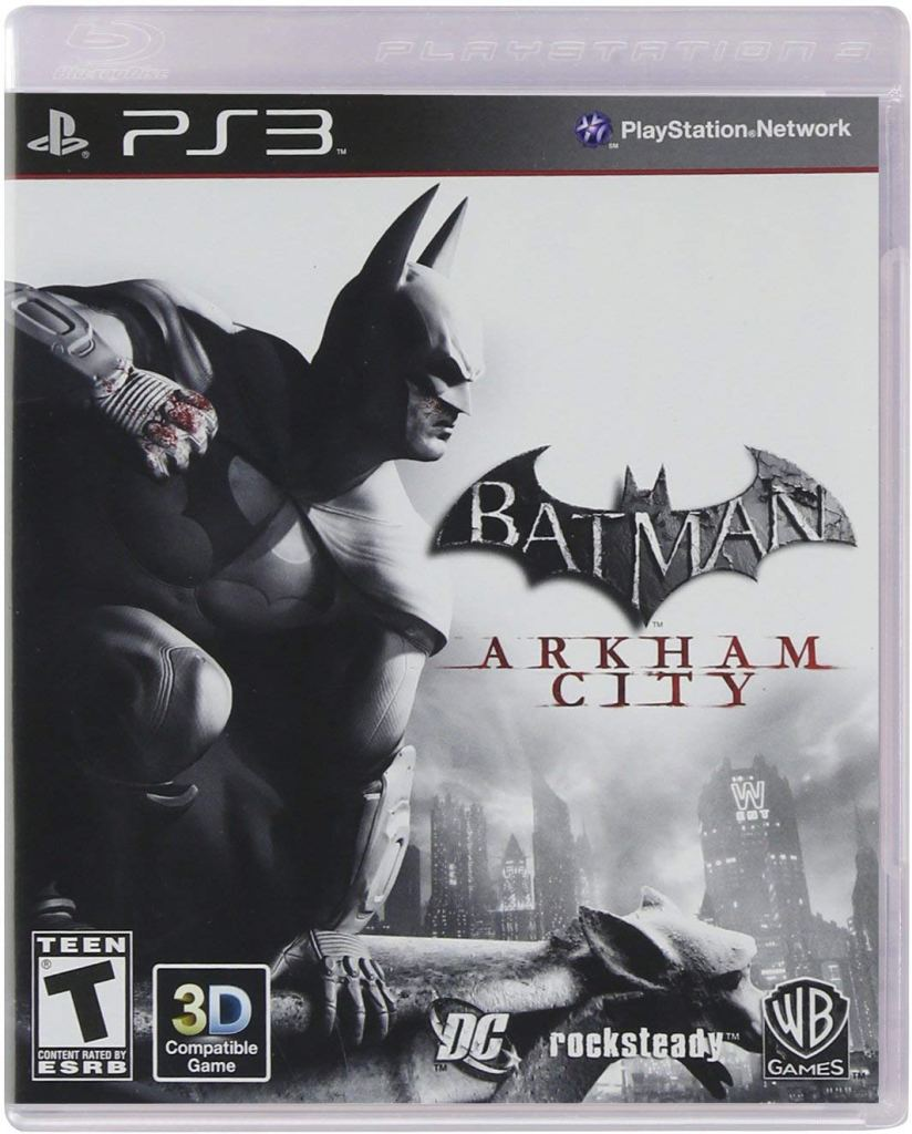 Cover of Batman: Arkham City