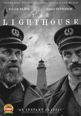 Cover of movie, The Lighthouse